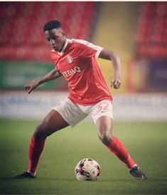Arsenal Products Aneke, Fela Strike; Charlton's Aribo, Lincoln City's Akinde, Mladost Lucani's Odita Also On Target