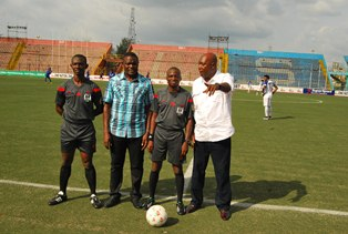 Rivers United Off To Madrid For Pre-Season Training