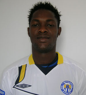 JAMIU ALIMI Replaces ADELEYE At Donetsk