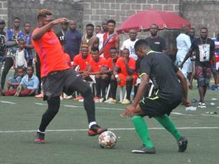 Aaron Samuel Pleased With 5-A-Side Tourney, Rainbow Stars Emerge Champions