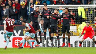 Why Iwobi Was A Late Addition To Arsenal Starting XI Vs Burnley