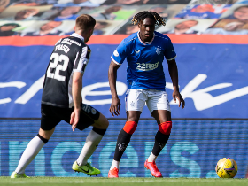 'More To Come' - Ex-Chelsea Youth Tactician Congratulates Rangers' Bassey On Making Pro Debut