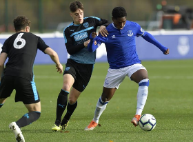 Nigeria U20 Invitee Dubbed The Next Wilfried Zaha Offered New Contract By Everton