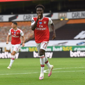 'Tomori Should Gist Saka How It Went' - Nigerians React To Arsenal Winger's First England Call-up