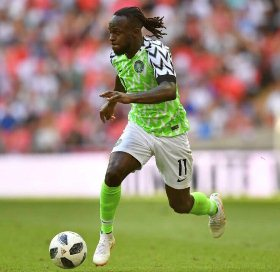 Victor Moses Reveals The One Thing That Will Make Super Eagles Succeed At World Cup