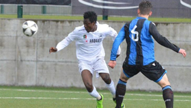 Confirmed : SC Olhanense Loan In Spezia Striker Suleiman Abdullahi