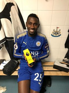 Ndidi Enters Nigeria's History Books Following Red Card Vs The Eagles