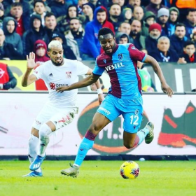 'The City Deserve It' - Obi Mikel Congratulates Trabzonspor On Winning The Turkish Cup