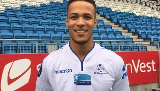 Official : FK Haugesund Announce Loan Signing Of William Troost - Ekong