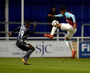 Agony For Okocha, Alese As West Ham Crash Out Of FA Youth Cup To Brighton On Penalties