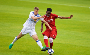 Ex-Golden Eaglets Trainee Bags Assist As Liverpool Thrash Sunderland