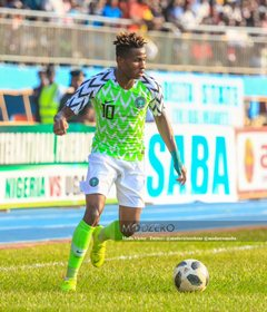 Liverpool-Linked Winger Chukwueze Not Distracted By Transfer Talk