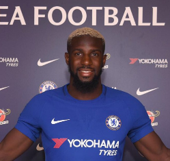 (Photo Confirmation) Official : Chelsea Win Race For Bakayoko, Ahead Of Manchester United