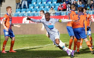 FK Haugesund Skipper William Troost-Ekong Pleased To Net Second Goal
