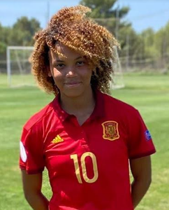 Dad reveals Madrid CFF goal machine wants to play for Nigeria despite call-up to Spain U17s