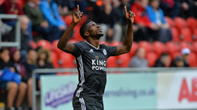 Besiktas To Make January Move For Leicester City Striker Iheanacho If.....