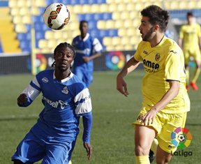 Guy Kuemian Bags Winner For Rivers United Against Villarreal B