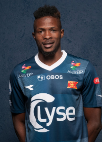 Usman Saleh-Hassan Happy At Viking FK Of Norway