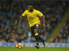 Super Eagles Striker Staying Put At Watford For At Least Three More Months