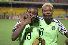 Official: Nigeria Captain Pens New Deal In Sweden; AWCON Winning Midfielder Ayinde Joins New Team