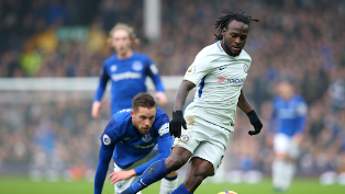 Moses Plays A Part As Chelsea Match Premier League Milestone First Achieved By Man Utd