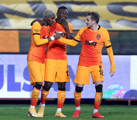 'Can happen in football' - Galatasaray's Onyekuru on scoring four of his five goals off the bench