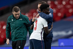 'We Told Saka To Be Patient' - Nigeria Fans React As Arsenal Winger Is Omitted From England 23 Vs Belgium