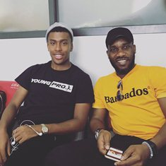 Okocha Tells Iwobi Not To Move On Loan: Stay And Fight For Arsenal First Team Shirt