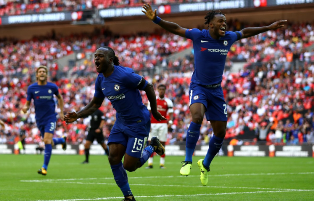 Victor Moses Given The Day Off By Manager Antonio Conte