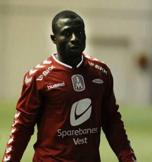 Molde Reject Anthony Okpotu