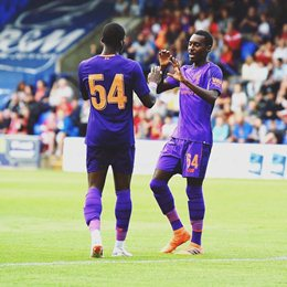 Nigerian Winger On Target For Liverpool In Five-Goal Thriller