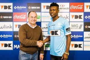 Exciting Prospect Samuel Kalu Scores First Goal Of His Gent Career