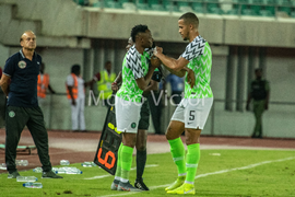 Rohr gives three reasons Super Eagles captain Musa was handed game-time against Lesotho