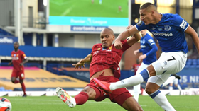 'Richarlison Should Have Played The Ball To Iwobi' - Everton Fans Criticize Brazilian For Selfish Play In Draw Vs Liverpool