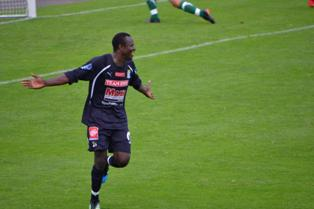 Nsima Peter On The Brink Of Varbergs BoIS Deal