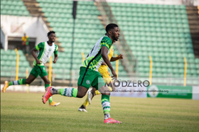 Super Eagles player ratings : Aina catches the eye; Balogun solid; Onuachu match-winner; Onyekuru sparkles first half; Osimhen constant threat:: All Nigeria Soccer