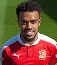 Swindon Town Star Nicholas Ajose Labels Himself  Penalty-Box Predator Following Hat-trick