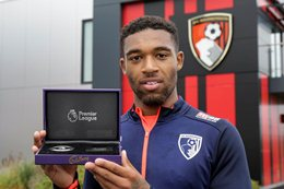Bournemouth Coach Reacts To Celtic, Napoli, Fiorentina, Galatasaray, Espanyol Interest In Ibe