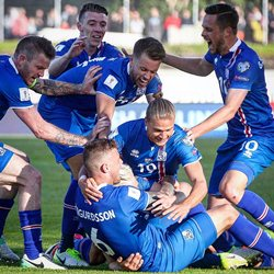 Iceland FA Boss Warns Nigeria, Group D Foes: Two Years Ago We Surprised The World At Euro 2016