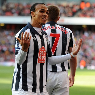 West Brom Gaffer rules ODEMWINGIE out of Wolves clash