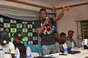 Etebo Charges Young Footballers To Combine The Game With Education, Confirms Availability For Summer Camp