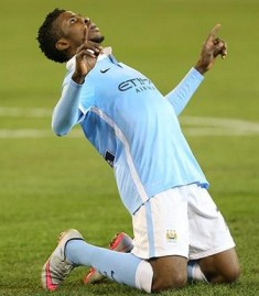 Kelechi Iheanacho Makes First Start For Manchester City
