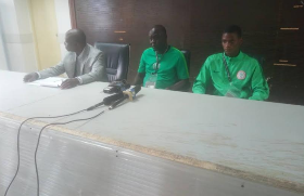 Golden Eaglets Captain Pre-Match Press Conference : Every Word On Opening Game, Tanzania's Attack, Getting To The Top In Future