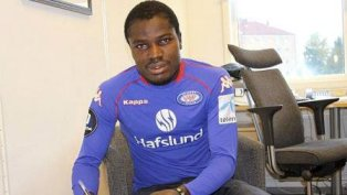 FEGOR OGUDE Ruled Out Of Liberia Tie