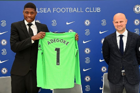 Goalkeeping Rivals But 'Brothers' React After Signing New Chelsea Contracts