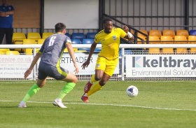Luton Town, Ipswich Town Target Babalola Fires Concord Rangers Into FA Cup First Round