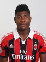 EZEKIEL HENRY Scores For AC Milan In Tim Cup