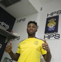 Las Palmas To Activate One-Year Option To Extend Imoh Ezekiel Contract If....