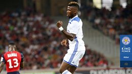 Leicester Assistant Coach Names The Two Players Preventing Iheanacho From Matchday 18