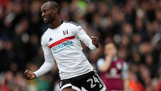Fulham's Aluko Has Contributed To 20 Goals This Season After Scoring Against Aston Villa